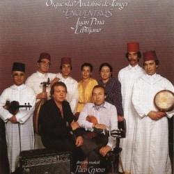 El Lebrijano, Paco Cepero y la Orquesta Andalusí de Tánger