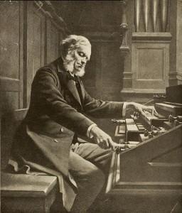 Cesar_Franck_al órgano