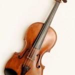 El Violín, instrumento de cuerda frotada