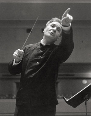 Bruno Walter, directores de orquesta