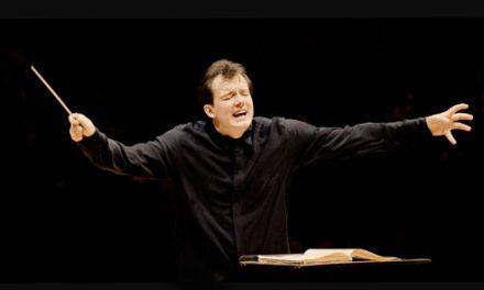 La gesticulación del director de orquesta
