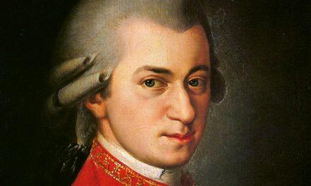 Minueto para clavecín en Fa mayor, K. 2, Mozart