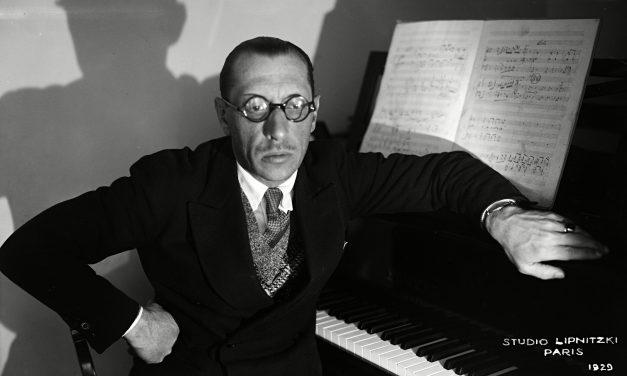 Igor Stravinski: Un ciudadano del mundo