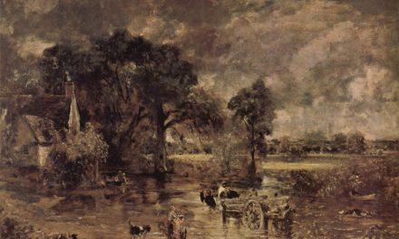 La carreta del heno, John Constable