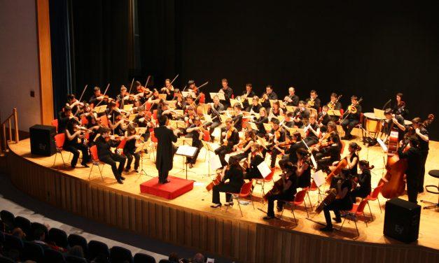 La formación ideal de una orquesta