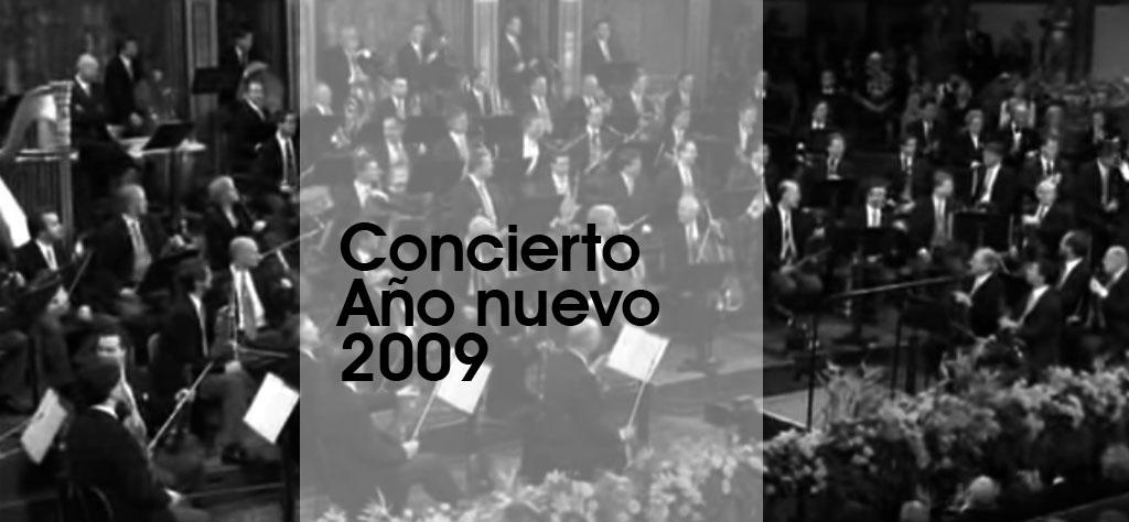 Concierto de Año Nuevo 2009: Daniel Barenboim