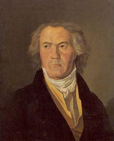 Ludwig van Beethoven, su vida