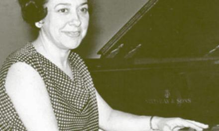 In memoriam: Alicia de Larrocha