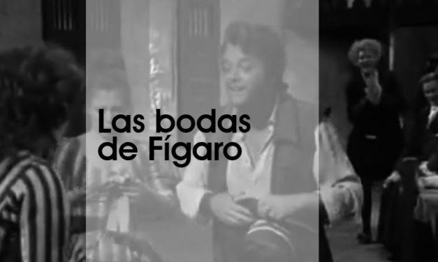 Las bodas de Fígaro – Wolfgang Amadeus Mozart