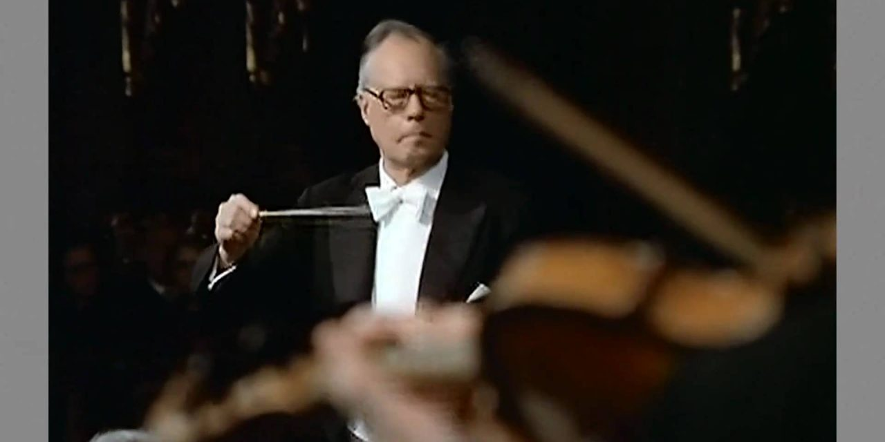 Karl Böhm biografía