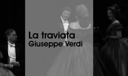 La traviata – Giuseppe Verdi