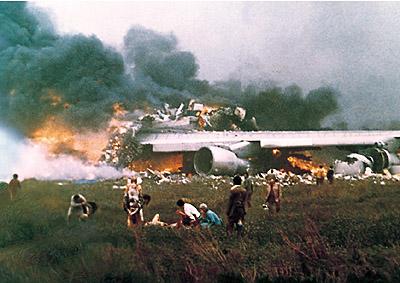 Los Rodeos 1977: La diabólica concatenación de diez factores