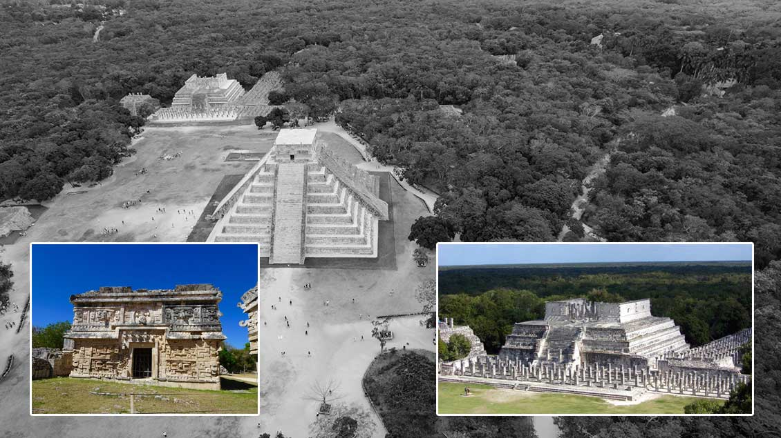 Chichén Itzá curiosidades