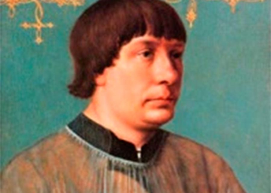 Jacob Obrecht: Kyrie de la Misa de San Donaciano