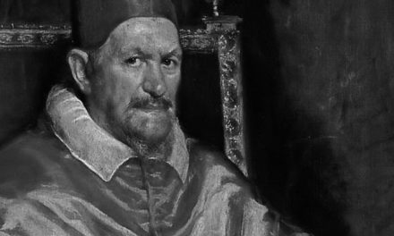 Retrato de Inocencio X – Diego Velázquez