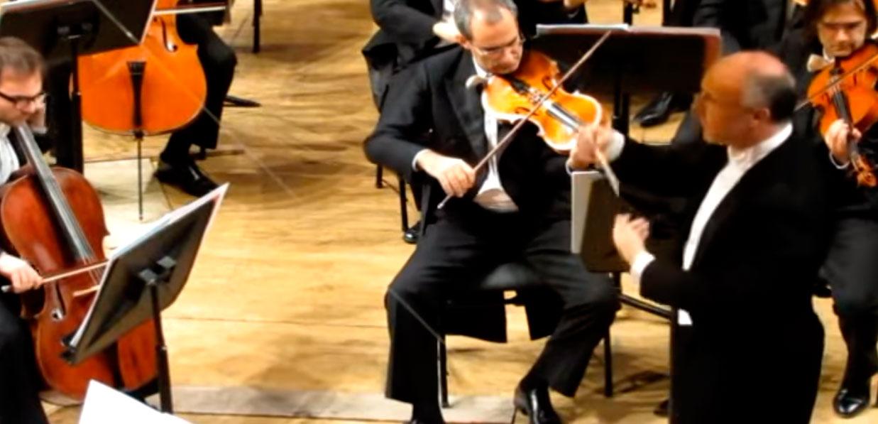 Director de orquesta, Oleg Caetani