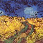 El campo de trigo – Vincent Van Gogh