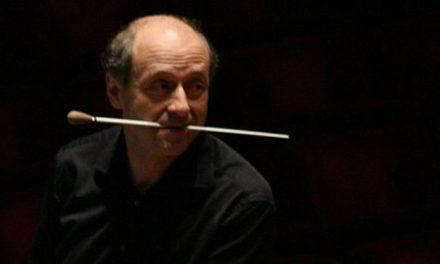 Iván Fischer, director de orquesta