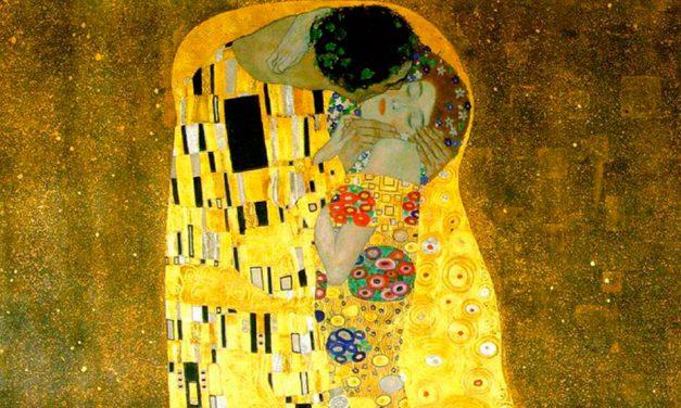 El beso – Gustav Klimt
