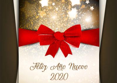 imagenes bonitas de feliz año nuevo 2020