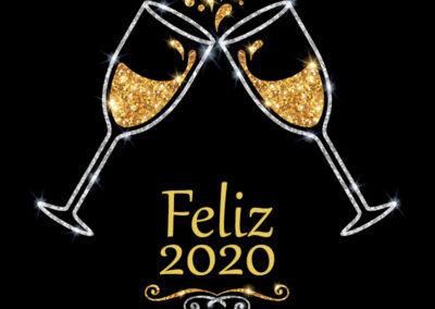imagenes de feliz año 2020