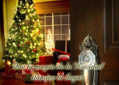 la magia de la navidad ilumine tu hogar